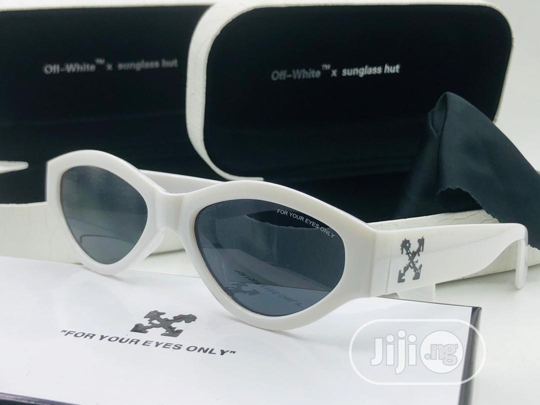 Original Off-White Glasses | Clothing Accessories for sale in Magodo, Lagos State, Nigeria