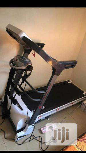 2.5hp Treadmill American Premium Heavy Duty With Massager | Sports Equipment for sale in Lagos State, Amuwo-Odofin