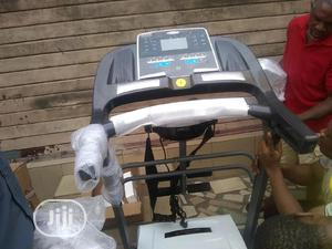2.5hp Treadmill American Premium Quality Heavy Duty   Sports Equipment for sale in Lagos State, Yaba