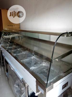 10 Plates Curve Food Warmer | Restaurant & Catering Equipment for sale in Lagos State, Lagos Island (Eko)