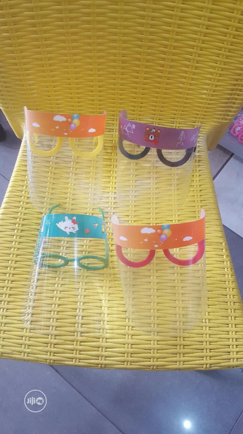 Kids Face Shield | Babies & Kids Accessories for sale in Ikeja, Lagos State, Nigeria