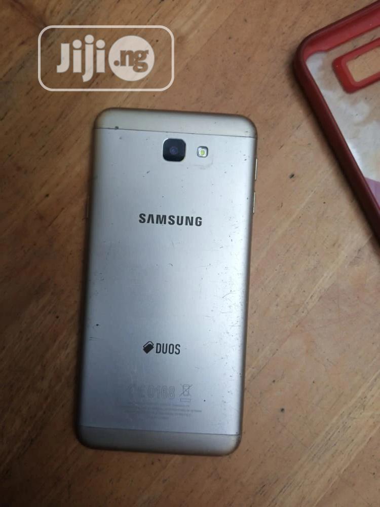 Samsung Galaxy J5 Prime 16 GB Gold in Warri - Mobile Phones, Reverendson  Ataine | Jiji.ng for sale in Warri | Buy Mobile Phones from Reverendson  Ataine on Jiji.ng