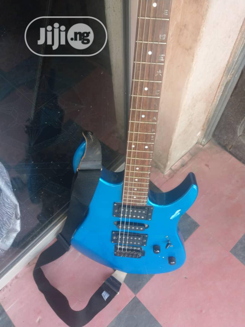 Yamaha Stratocaster Guitar