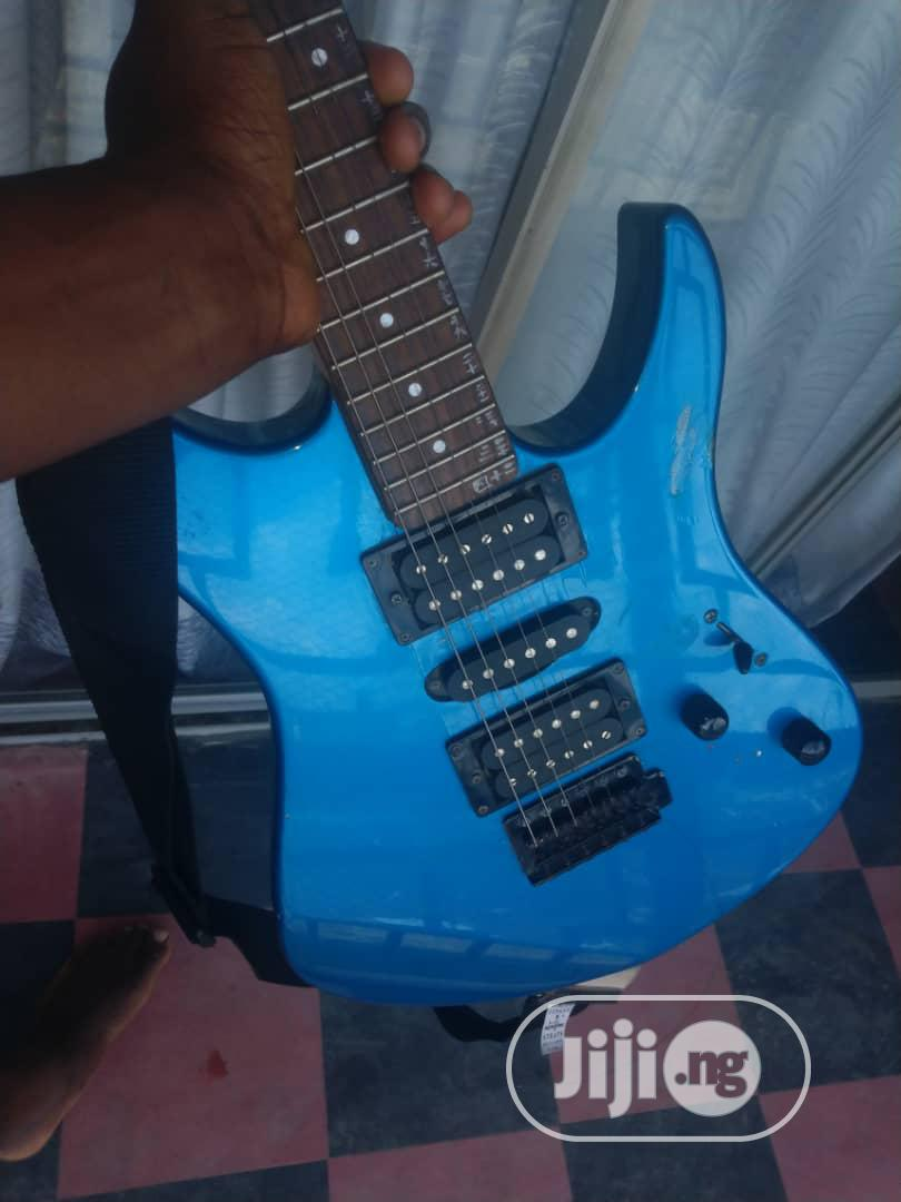 Yamaha Stratocaster Guitar | Musical Instruments & Gear for sale in Ojo, Lagos State, Nigeria
