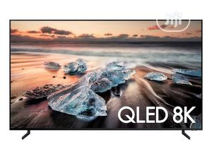 "Samsung 75"" Qled 8K Smart Uhd Tv(2019, Q900) | TV & DVD Equipment for sale in Lagos State, Ikeja"