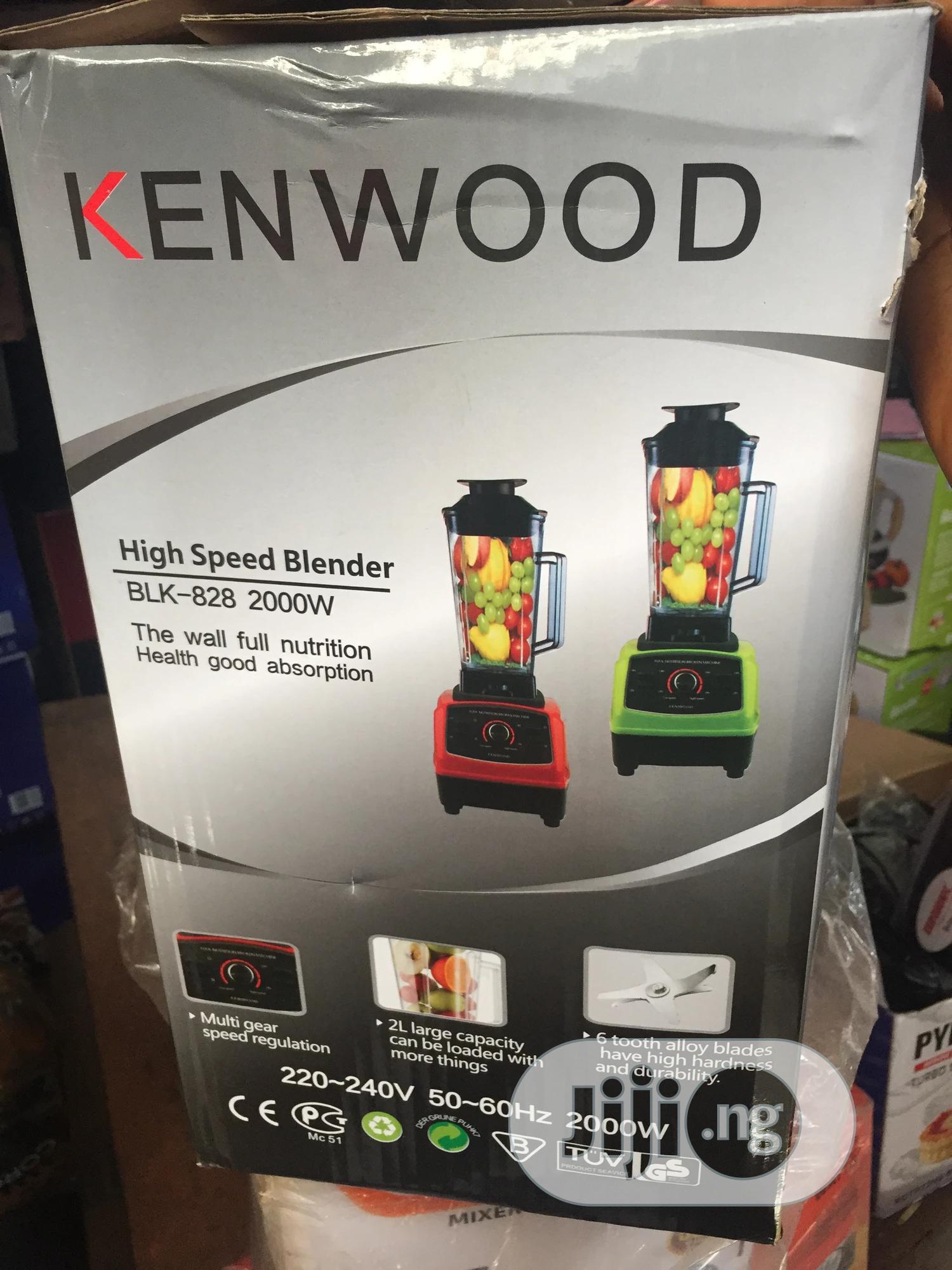 Kenwood Blender | Kitchen Appliances for sale in Lagos Island (Eko), Lagos State, Nigeria