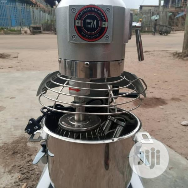 10litres Industrial Cake Mixer