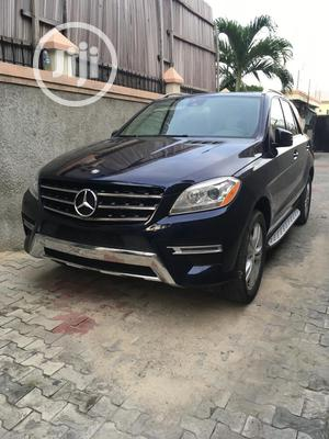Mercedes-Benz M Class 2013 Blue | Cars for sale in Lagos State, Lekki