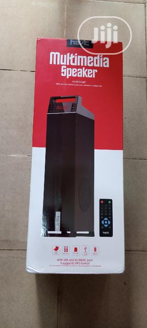 Havit Muitimedia Bluetooth Speaker With Remote | Audio & Music Equipment for sale in Lagos State, Ikeja