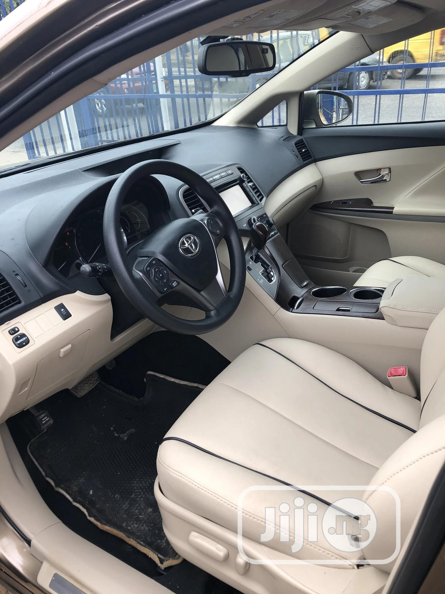 Toyota Venza 2013 LE AWD Brown | Cars for sale in Ojodu, Lagos State, Nigeria