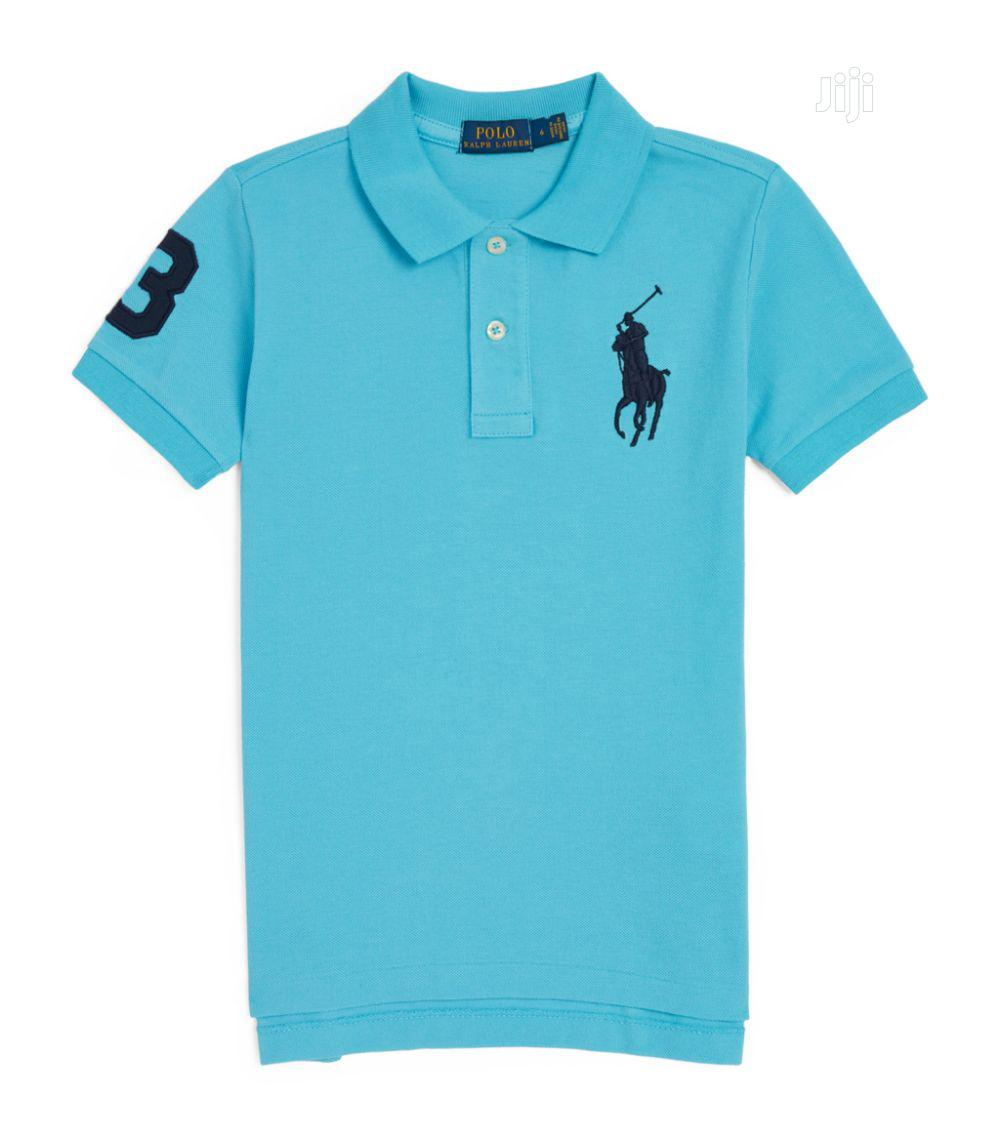 Ralph Lauren Kids Polo T-Shirt (1-8yrs)   Children's Clothing for sale in Gudu, Abuja (FCT) State, Nigeria