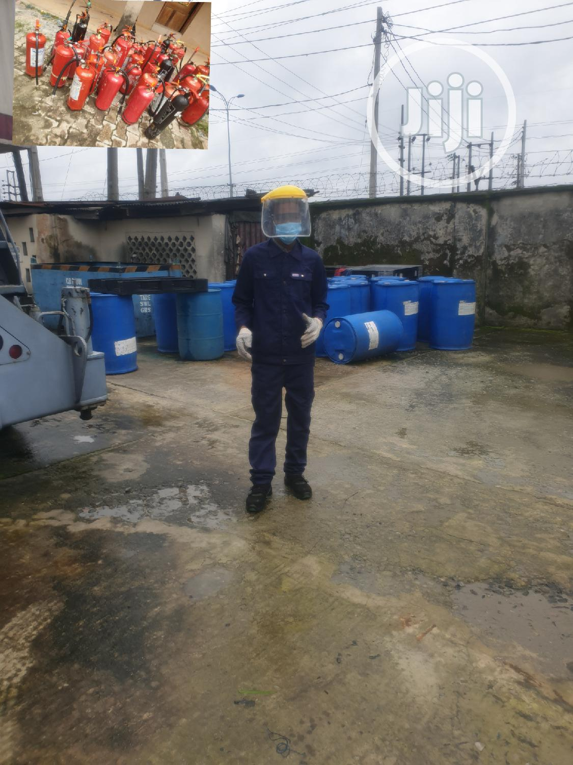 Fumigation, Disinfection and Pest Control   Cleaning Services for sale in Egor, Edo State, Nigeria