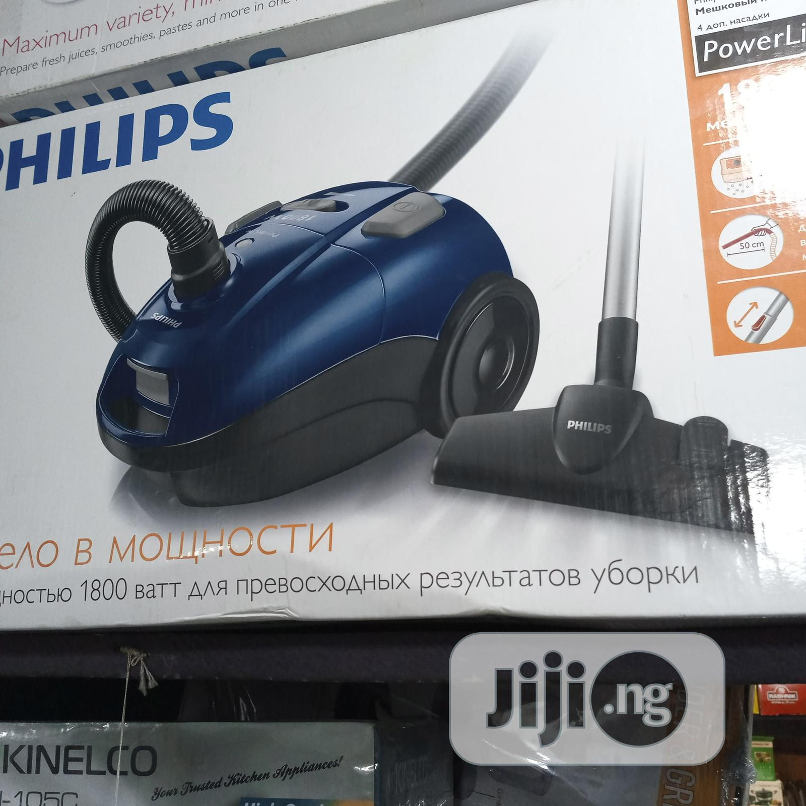 Philip Wet And Dry Vacuum Cleaner
