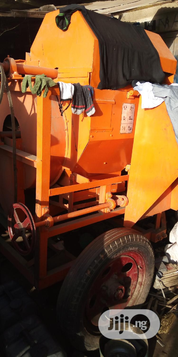 Industrial Rice Thresher | Manufacturing Equipment for sale in Ojo, Lagos State, Nigeria