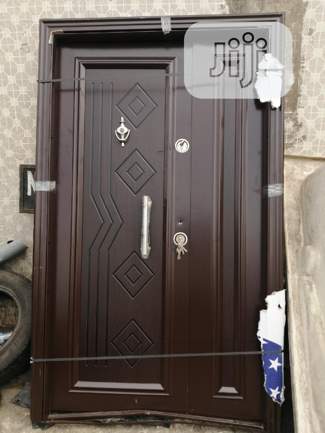 4ft Quality Turkey Door For Ur Perfect Home Use