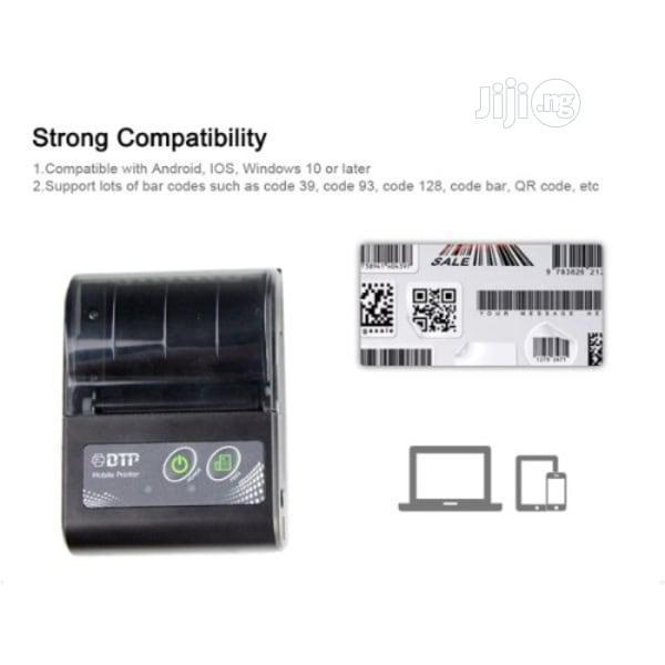 Portable Pos Thermal Mobile Printer