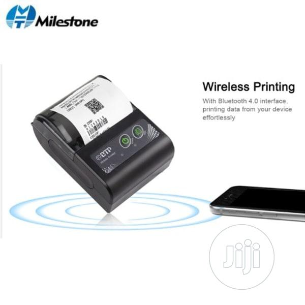 Portable Pos Thermal Mobile Printer | Printers & Scanners for sale in Lagos Island, Lagos State, Nigeria