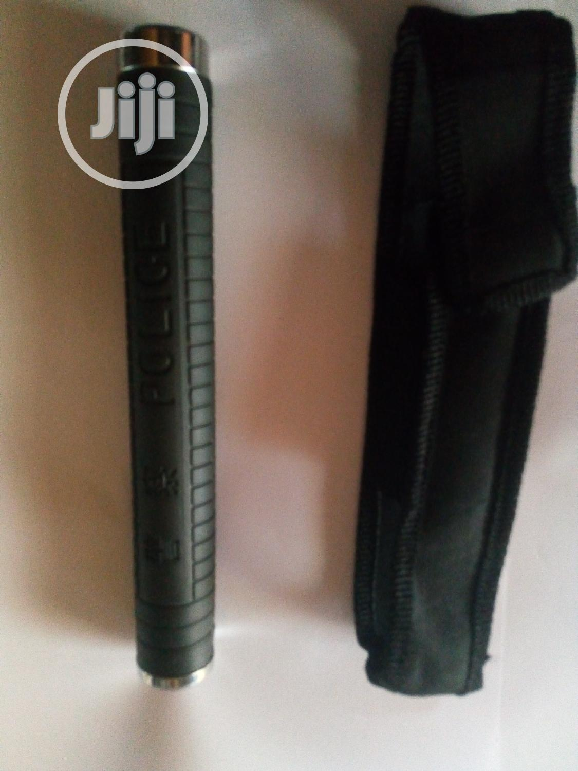 Expandable Baton | Safety Equipment for sale in Ikeja, Lagos State, Nigeria