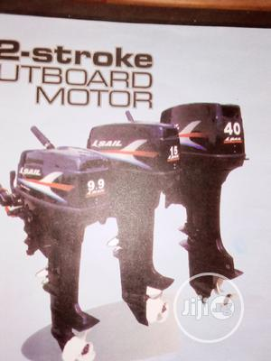 15hp Two Stroke Outboard Motor   Vehicle Parts & Accessories for sale in Lagos State, Ojo