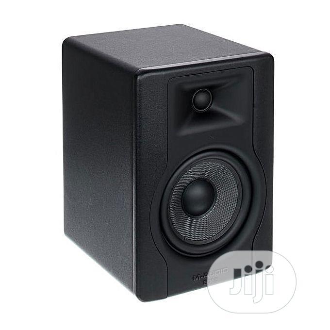 M-Audio BX5 D3 2-Way 100W Powered Studio Monitor (Pair)   Audio & Music Equipment for sale in Ojo, Lagos State, Nigeria