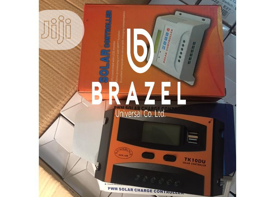 Brazel Solar Charge Controller ( 60 Amp, 48 Volts) | Solar Energy for sale in Ojo, Lagos State, Nigeria