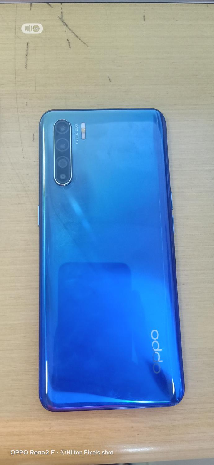 New Oppo Reno 3 128 GB Blue | Mobile Phones for sale in Ojo, Lagos State, Nigeria
