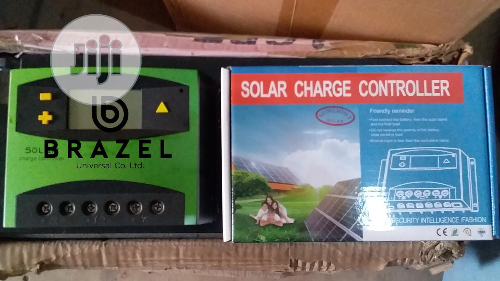 Brazel Solar Charge Controller ( 60 Amp, 48 Volts)