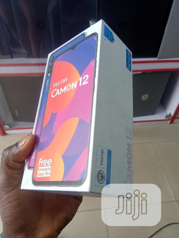 Archive: Tecno Camon 12 64 GB Black