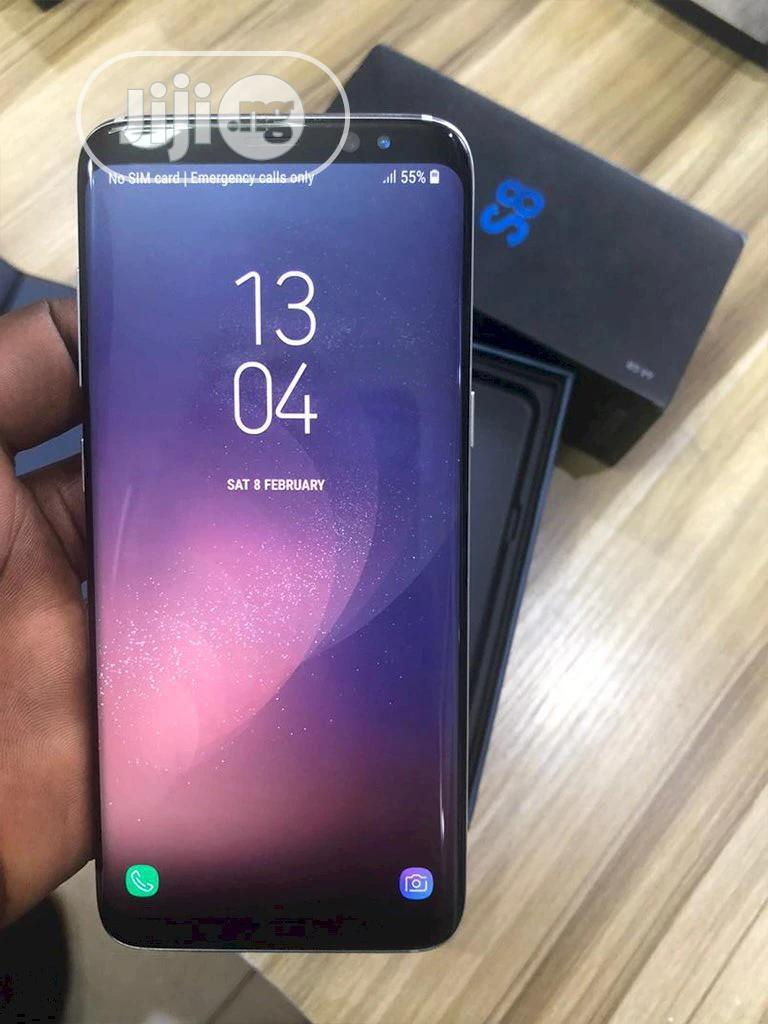 Samsung Galaxy S8 64 GB Gold | Mobile Phones for sale in Gwarinpa, Abuja (FCT) State, Nigeria