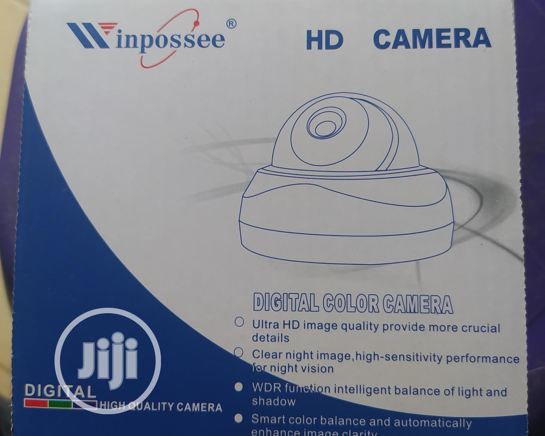 Winpossee Indoor CCTV HD Camera