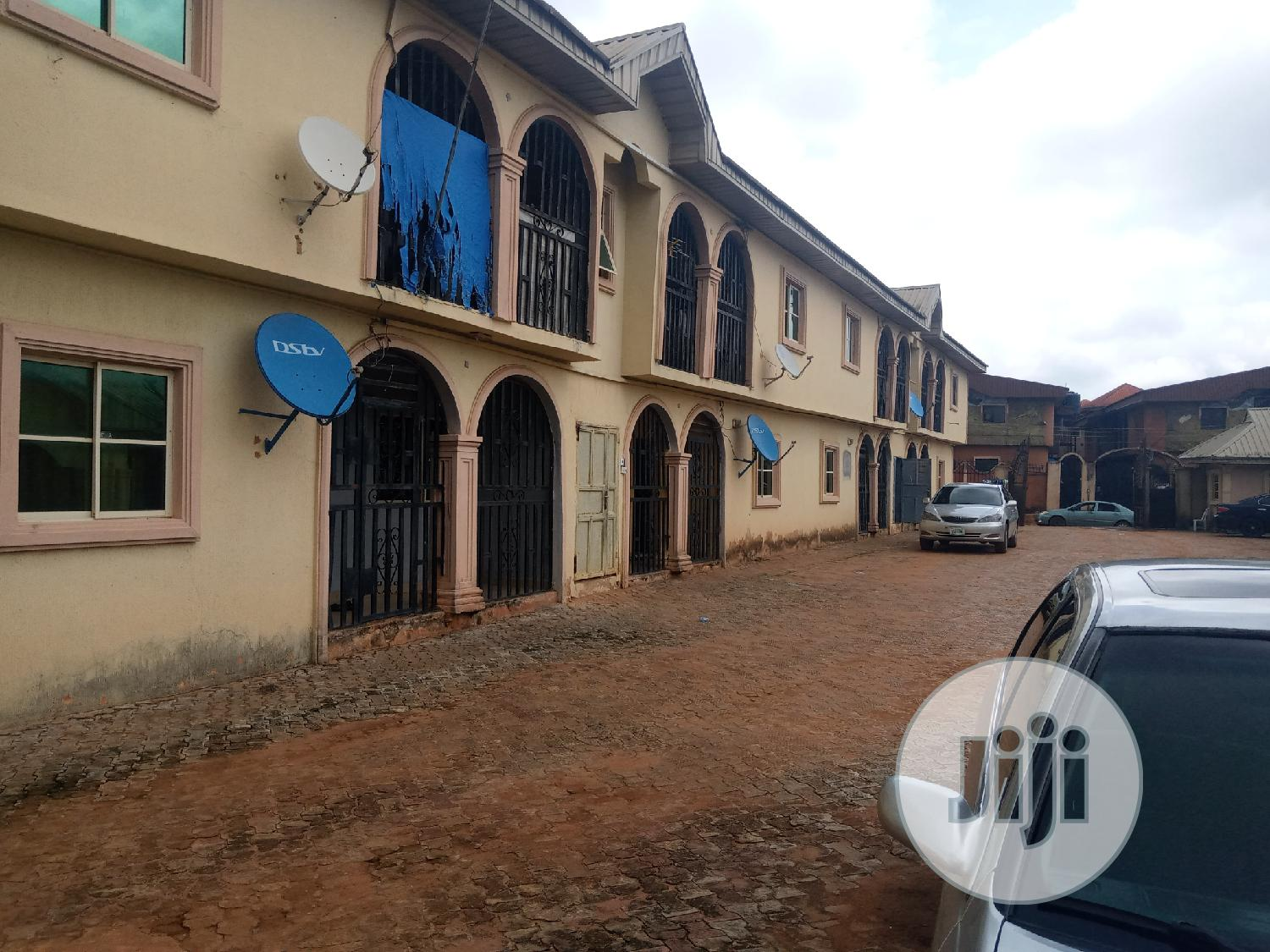 An Estate In GRA Of 21 Units Of 2bed&2units Of Rnp Self Con