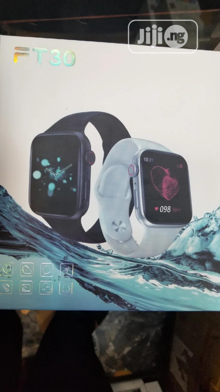 Archive: Ft30 Smartwatch Fitness Tracker