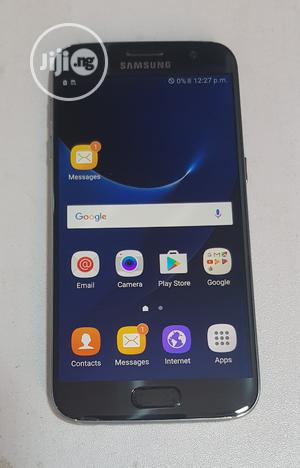 Samsung Galaxy S7 32 GB Black   Mobile Phones for sale in Lagos State, Mushin