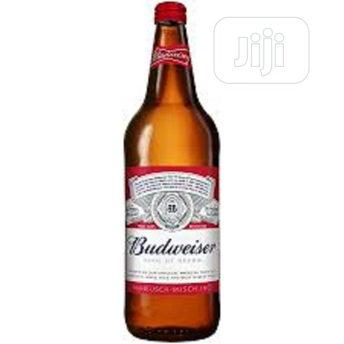 Budweiser Drink By 12pcs