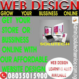 Web Design   Computer & IT Services for sale in Rivers State, Oyigbo