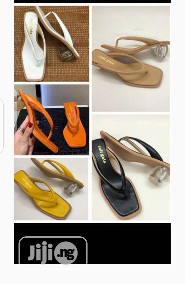 New Quality Female Heel Slippers   Shoes for sale in Lagos Island, Lagos State, Nigeria