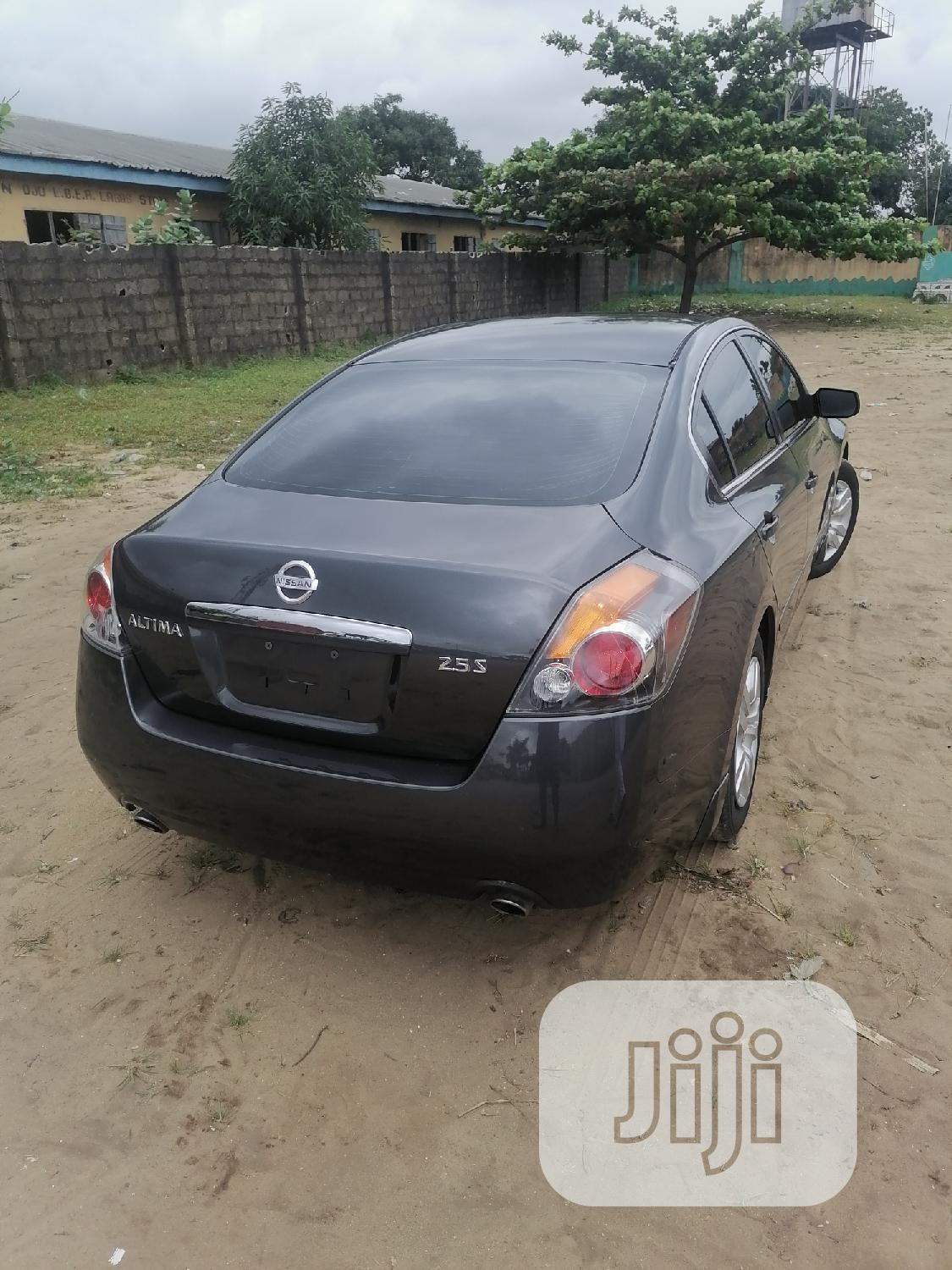 Nissan Altima 2009 2.5 Gray | Cars for sale in Lekki Phase 1, Lagos State, Nigeria