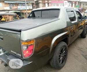 Honda Ridgeline 2008 Black | Cars for sale in Lagos State, Isolo