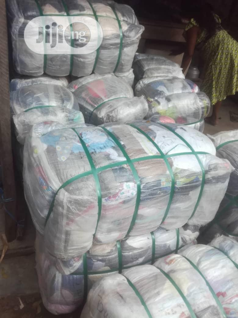 Newly Imported 1st Grade Fairly Used Bales of Clothing | Clothing for sale in Lekki, Lagos State, Nigeria
