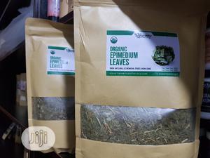 Organic Epimedium Leaves [Horny Goat Weed] - 100grams   Vitamins & Supplements for sale in Lagos State, Lekki