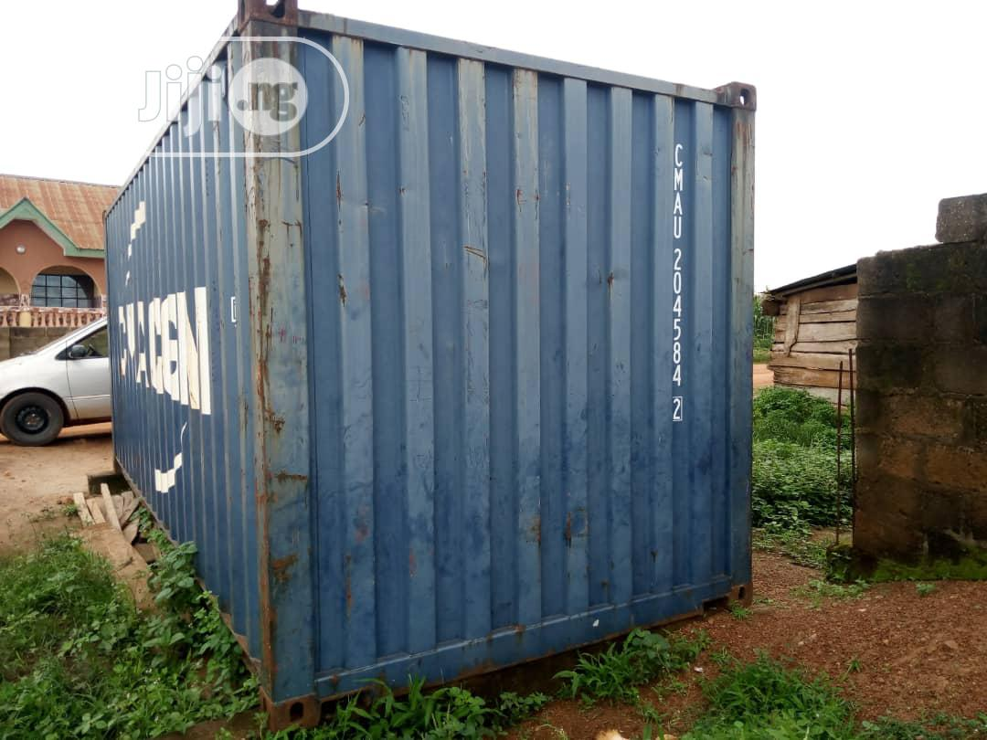 20 Ft Container | Manufacturing Equipment for sale in Ibadan, Oyo State, Nigeria