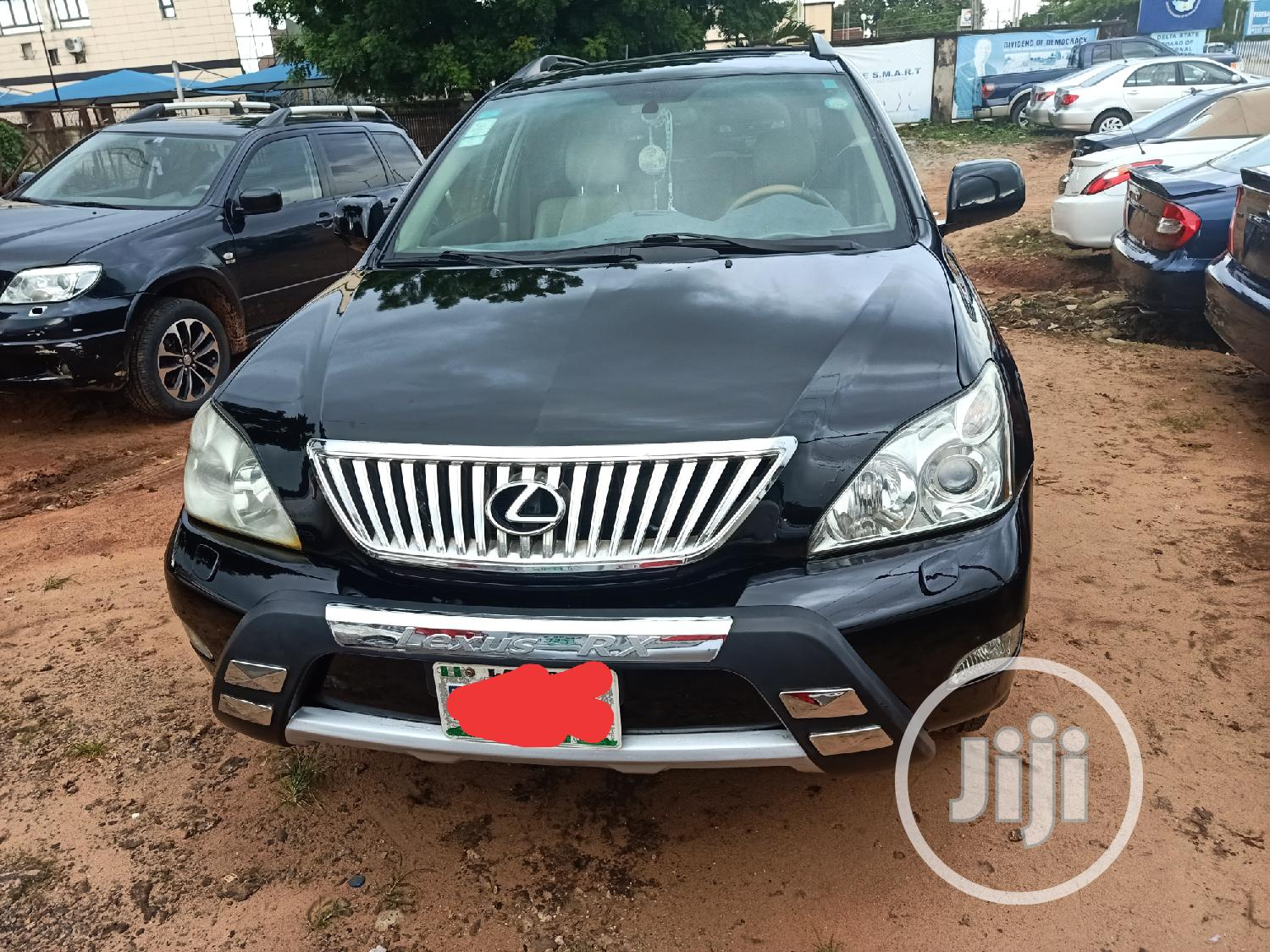Archive: Lexus RX 330 2005 Black