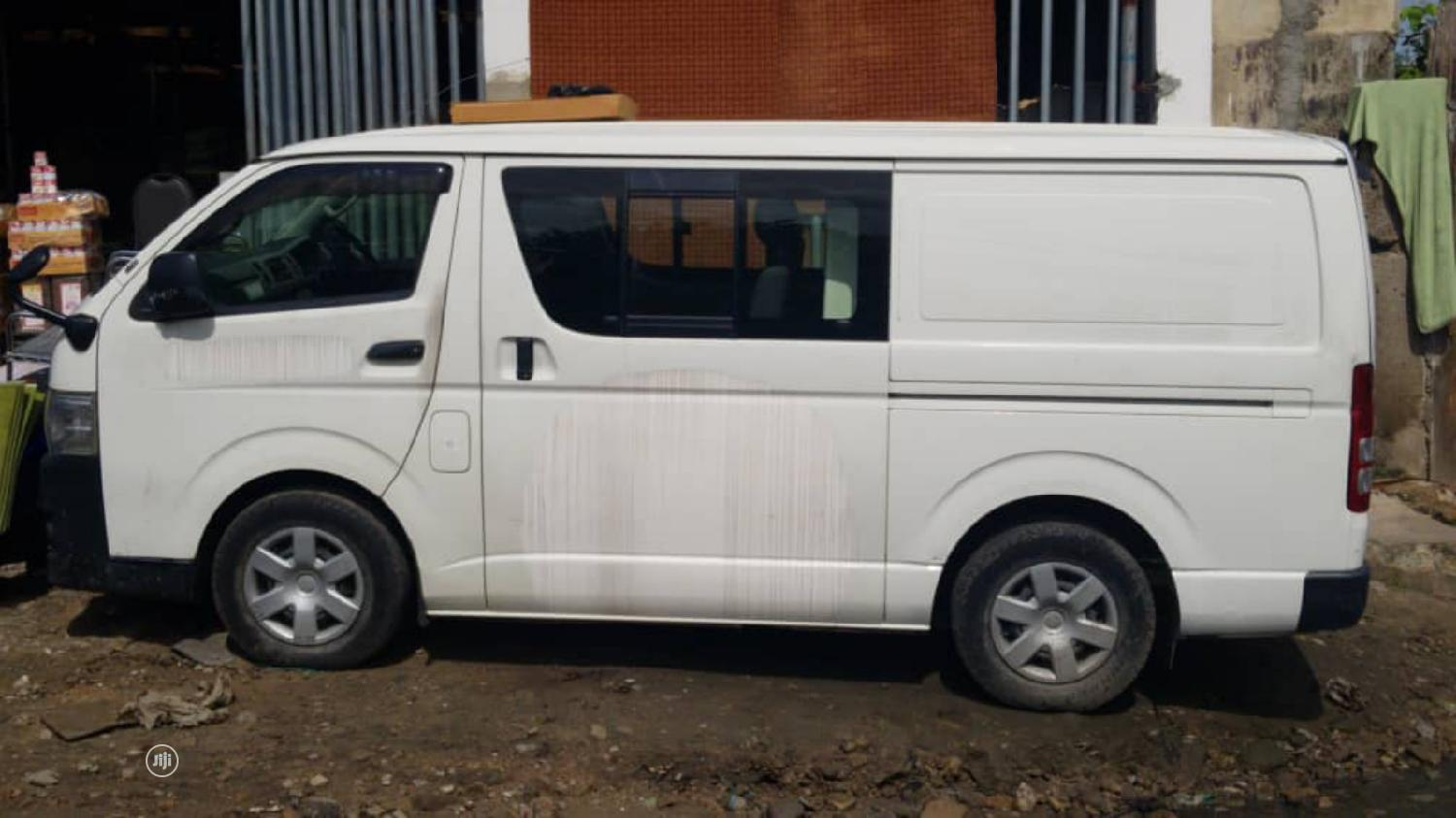 Toyota Hiace 2012   Buses & Microbuses for sale in Ojo, Lagos State, Nigeria