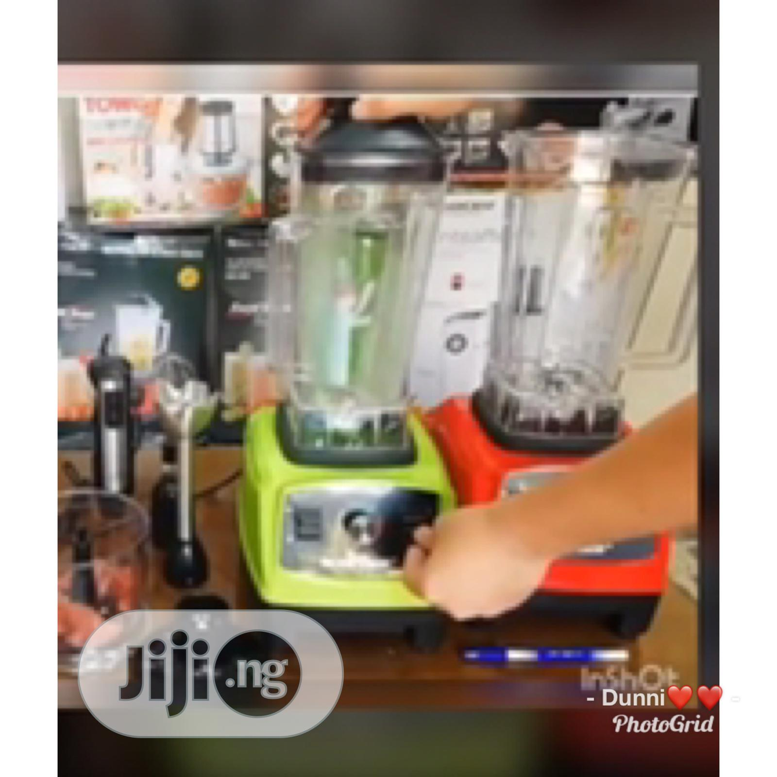 Sliver Crest Commercial Blender | Kitchen Appliances for sale in Lagos Island (Eko), Lagos State, Nigeria