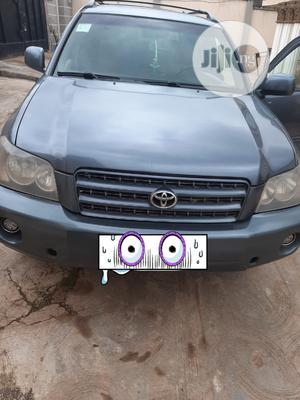 Toyota Highlander 2003 Gray | Cars for sale in Oyo State, Ibadan