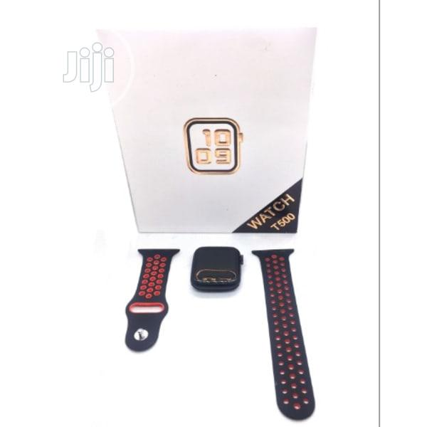 T500 Series 5 Health Monitor Bluetooth Calls Watch