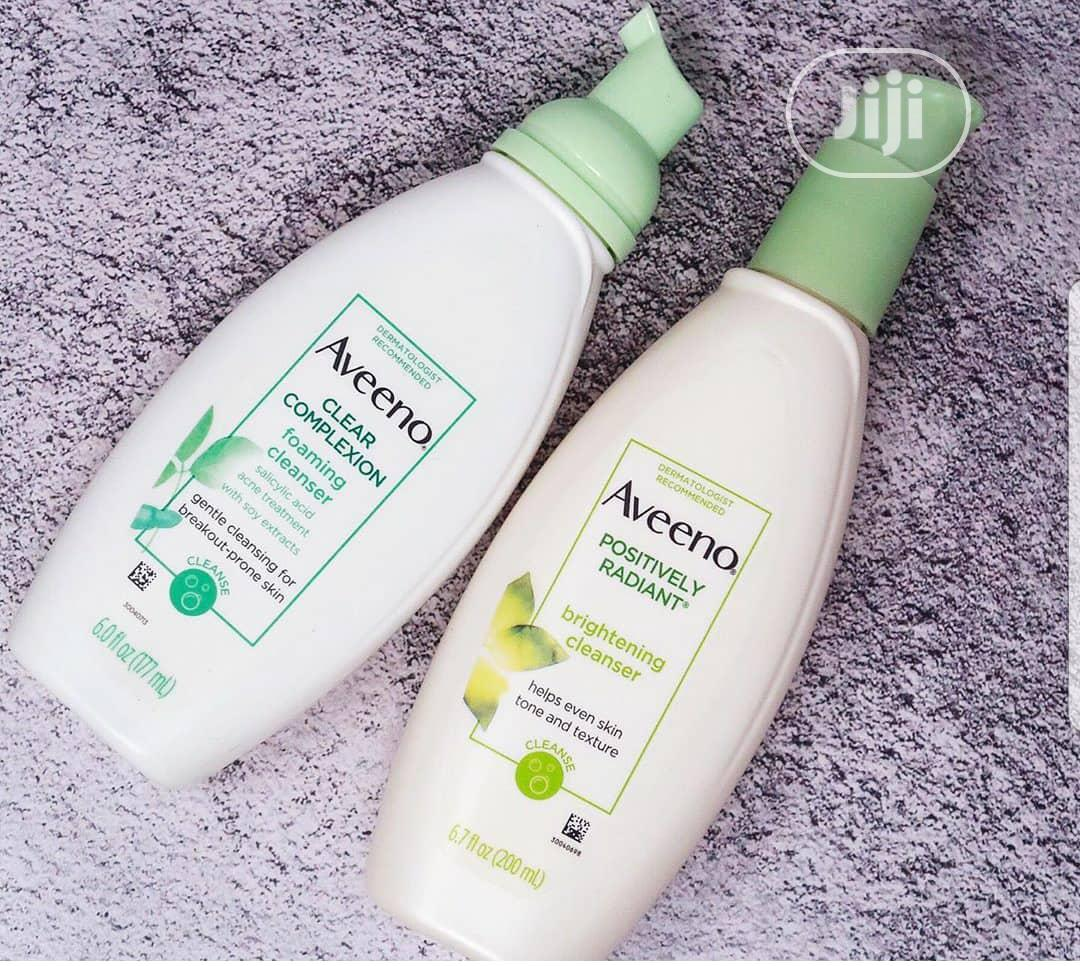 Aveeno Brightening Facial Cleanser X 1pc 6500