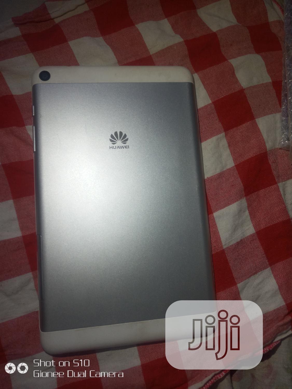 Huawei MediaPad T1 8.0 16 GB Gray | Tablets for sale in Apapa, Lagos State, Nigeria