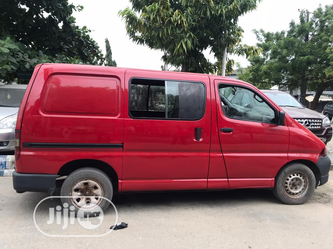 Toyota Hiace 2002   Buses & Microbuses for sale in Ojo, Lagos State, Nigeria