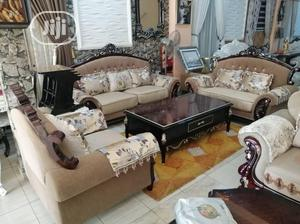 Brand New Imported Royal Set of Sofa Chair. | Furniture for sale in Lagos State, Badagry